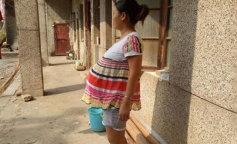 Из-за дефектов плаценты ее роды пришлось отложить еще на 8 месяцев