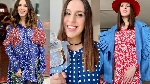 Топ-5 лучших беременных платьев Джамалы - даже в положении можно выглядеть стильно