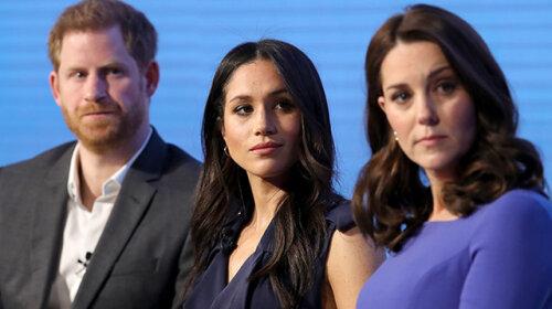 Кейт Міддлтон залишилася осторонь: Меган Маркл і принц Гаррі втілять в життя заповітну мрію принцеси Діани