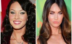 Не в глаз, а в бровь: звезды,внешность которых изменилась благодаря новым бровям - фото до и после