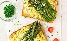 Asparagus-Egg-Toast