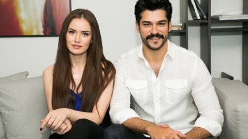Турецкая пара Бурака Озчивита и Фахрие Эвджен сделала для поклонников важное заявление