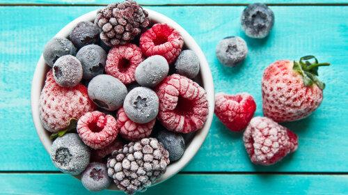 Какие продукты нельзя замораживать: топ-7