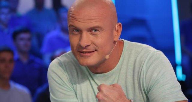Вячеслав Узелков, боксер