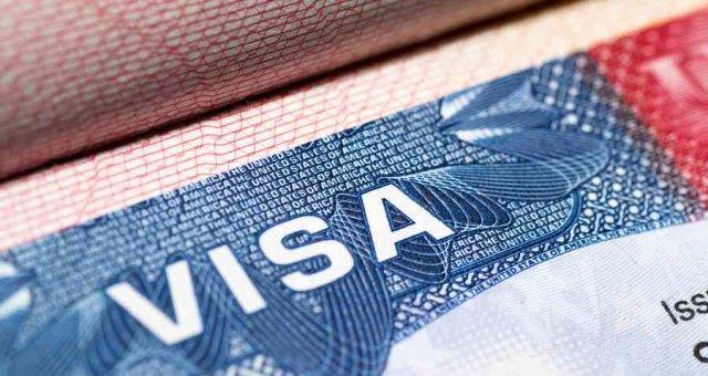 Visa Stamp Travel