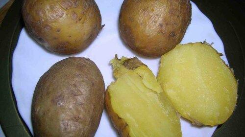 Что можно приготовить из картошки в мундире: рецепт быстрой запеканки – раз-два и готово