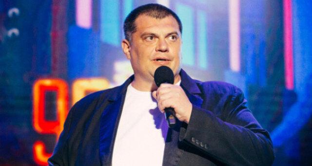 актер, Юрий Корявченков, Юзик, фото дома