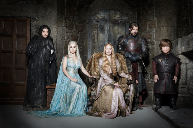 Сериалы с неожиданной концовкой: Игра престолов