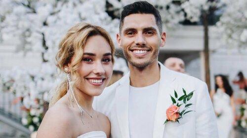 даша квіткова, микита добринін, фото, відео, instagram, весілля, одружилися