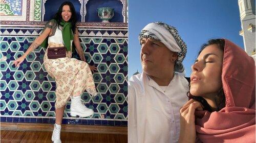 Переплюнула даже Каменских с Потапом: бывшая жена репера Ирина Горовая устроила себе отпуск-мечты – с Катаром не сравниться