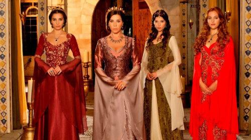 Наступниці Роксолани: як насправді виглядали дівчата у султанських гаремах
