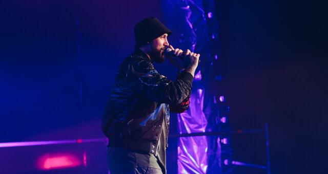 Олег Кензов, певец, концерт в Киеве