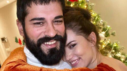 Коли чоловік повернувся: дружина Бурака Озчівіта показала фото з чоловіком після його поїздки в Чечню - з'явилися щоки