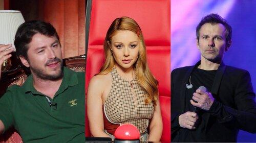 Тіна Кароль, Притула і Вакарчук: як зірки прокоментували рішення Зеленського про обмін полоненими