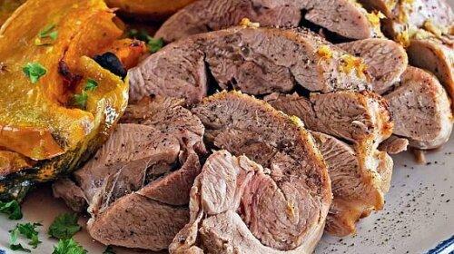 Запечене стегно індички з гарбузом: відомий дієтолог розкрила рецепт ідеальної страви для новорічного столу