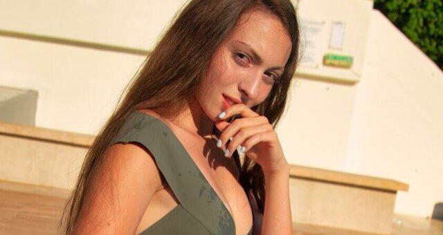 Маша Полякова, дети звезд, фото в бикини