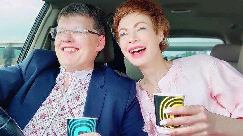 Штаны уже висят: невеста экс-министра Розенко Елена Лебедь поразила своей худобой