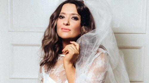 Наталья Могилевская надела свадебную фату, у поклонников аж ноги подкосились