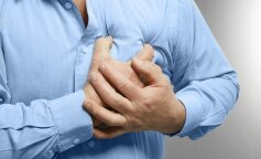 Лікарі розповіли про перші симптоми серцевої недостатності