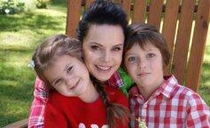 Лилия Подкопаева, Каролина, дочь, фото, день рождения