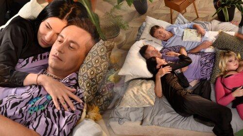Остапчук в одной кровати с половиной украинского шоу-бизнеса: в Сети бурно обсуждают новый клип GENA VITER