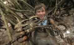 Остров Буйволов и опасная охота на экзотических крабов: новые приключения Дмитрия Комарова в Бразилии