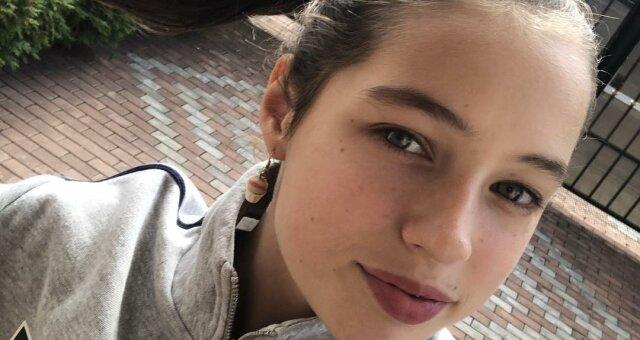Ариадна Волочкова, дочь российской балерины Анастасии Волочковой