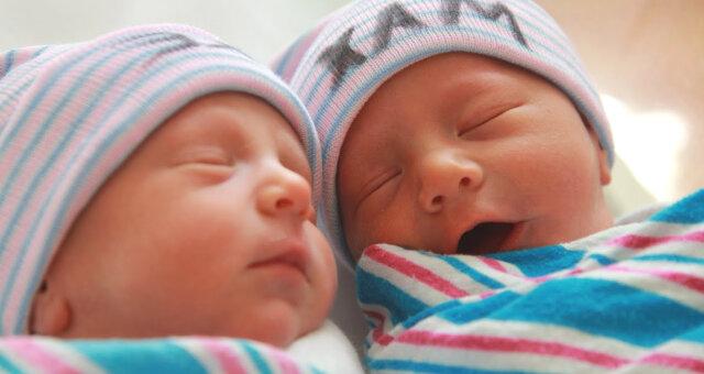 27 неделя беременности двойней