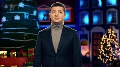 Стало известно, где и как Владимир Зеленский записывал свое первое новогоднее обращение