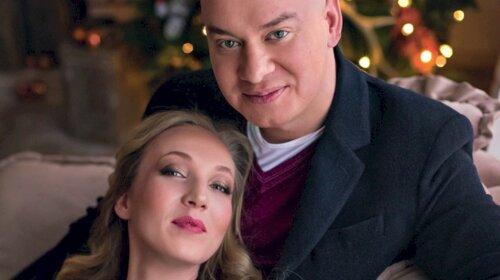 Євген Кошовий і його дружина Ксенія знялися в чуттєвій фотосесії