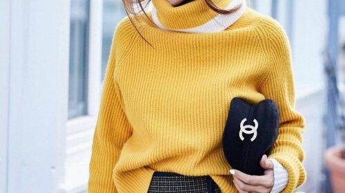 Самые модные свитера осенне-зимнего сезона 2020:  тепло, уютно и очень красиво