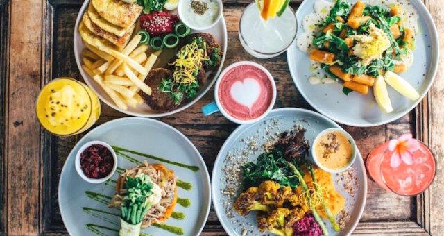 Рецепти пісних страв, вегетаріанське меню