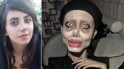 Иранскую «Анджелину Джоли» посадили на 10 лет: что произошло
