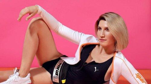 Мотиватор дня: Аніта Луценко показала ідеальну фігуру, яку можна досягти завдяки регулярним тренуванням