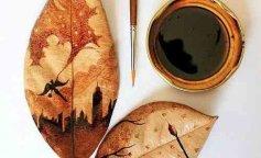 arte-hojas-pintura-colores-calidos-Favim.com-4105996