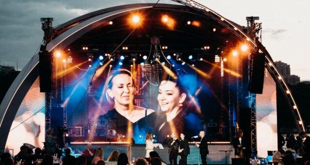 Cirque du Soleil, шоу, Киев