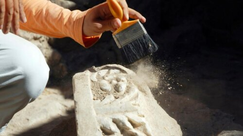 Археология, Украина, раскопки