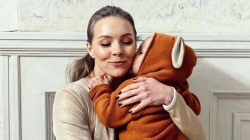 Росте справжній поціновувач краси: Олена Шоптенко розповіла, яке незвичайне прохання висунув їй дворічний син