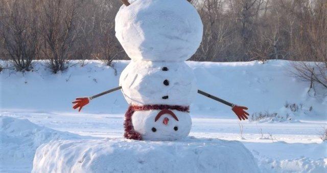 Zyma-snegovyk
