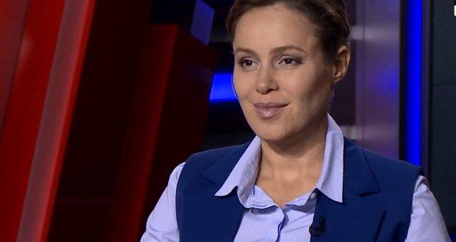 Наталья Королевская, родила