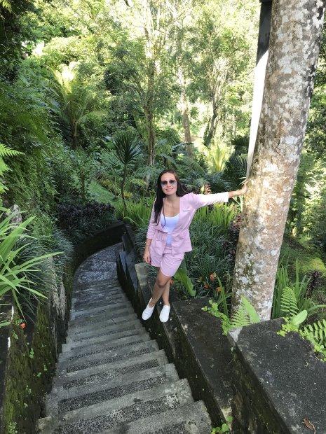Ведущая «ICTV» Юлия Зорий провела отпуск на Бали