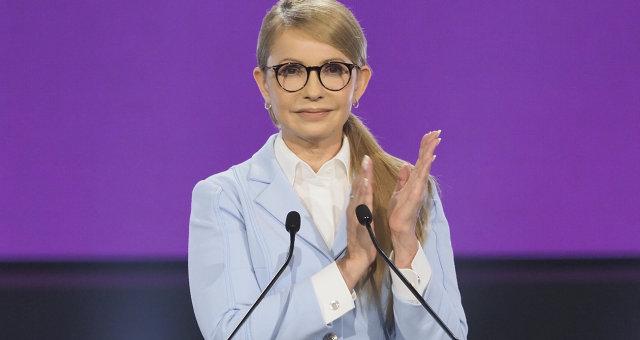 Юлия Тимошенко, 100 самых влиятельных женщин Украины