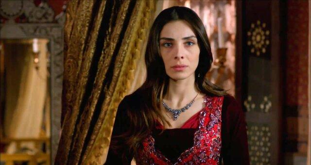 Великолепный век, фото, видео, актриса, махидевран, Нур Феттахоглу