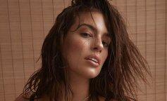 Вся в золоте: беременная Эшли Грэм снялась на обложку Vogue в необычном образе (ФОТО)