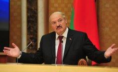Минская студентка нарисовала портрет Лукашенка своей грудью