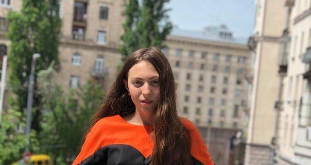 Старшая дочь Поляковой Маша