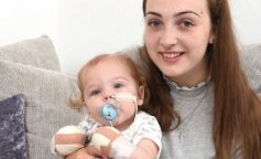 Из-за инфекции ребенок потерял все конечности: одна нога просто отвалилась от тела