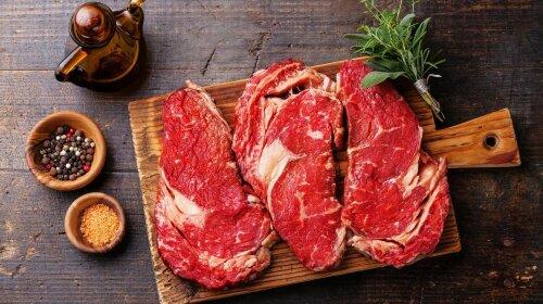 Червоне м'ясо викликає рак