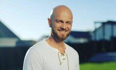 З блискучими сережками у вухах і без бороди: Влад Яма показав себе на зорі популярності