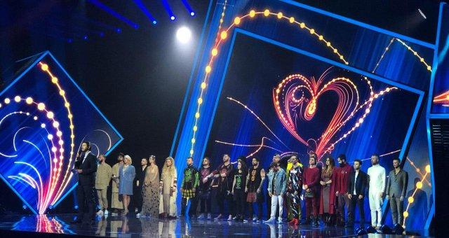 Национальный отбор на Евровидение 2018
